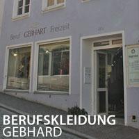 Berufskleidung Gebhardt