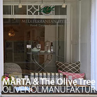 Marta and The Olivetree
